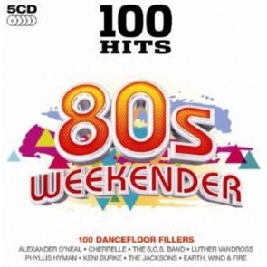 80's Weekender CD