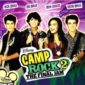 Camp Rock 2. The Final Jam (Colonna Sonora) (Versione italiana) CD