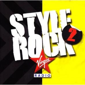 Style rock 2 Virgin Radio CD
