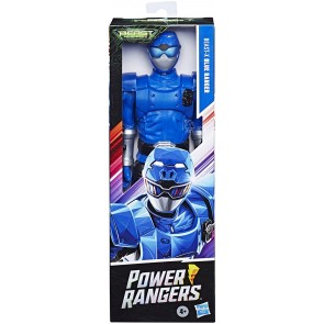 Power Rangers Blue Ranger Bst 12In
