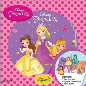 Disney princess. Il libro bagnetto. Ediz. a colori. Con gadget