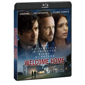 Welcome Home DVD + Blu-ray