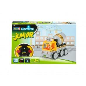 Junior Control. Radiocomandato Concrete Mixer