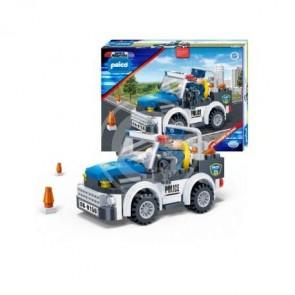 Safety operators Jeep polizia