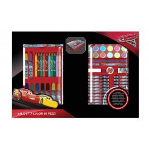 Cars 3 Valigetta Colori da 80 pz