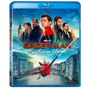 Spider-Man. Far from Home Blu-ray