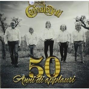 Camaleonti. 50 Anni di applausi CD