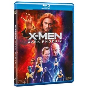 X-Men. Dark Phoenix Blu-ray