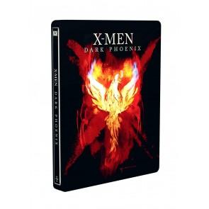 X-Men. Dark Phoenix. Con Steelbook Blu-ray