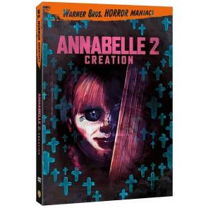 Annabelle 2. Creation. Horror Maniacs DVD