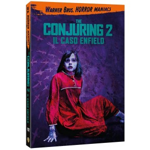 The Conjuring 2. Il caso Enfield. Horror Maniacs DVD