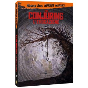The Conjuring. L'evocazione. Horror Maniacs DVD