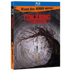 The Conjuring. L'evocazione. Horror Maniacs Blu-ray