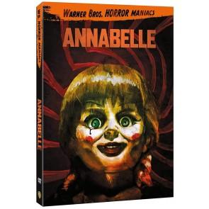 Annabelle. Horror Maniacs DVD