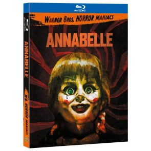 Annabelle. Horror Maniacs Blu-ray
