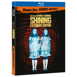 Shining. Extended Edition. Horror Maniacs Blu-ray