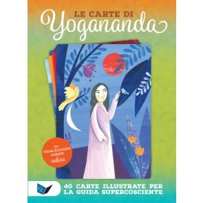 Le carte di Yogananda. 40 carte illustrate per la guida supercosciente. Con Opuscolo