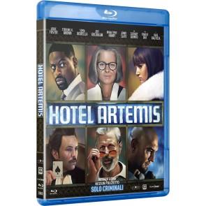 Hotel Artemis Blu-ray
