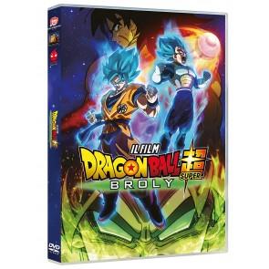 Dragon Ball Super: Broly. Il Film. Standard Edition DVD