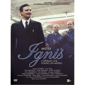 Mister Ignis. L'operaio che fondò un impero DVD