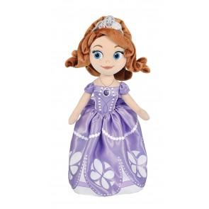 Peluche Principessa Sofia con Tronetto 25 cm