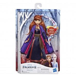 Frozen. Bambola Anna Cantante