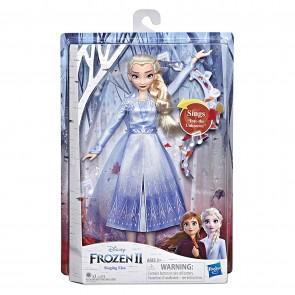 Frozen. Bambola Elsa Cantante