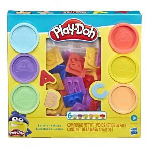 Playdoh. Fundamentals Letters