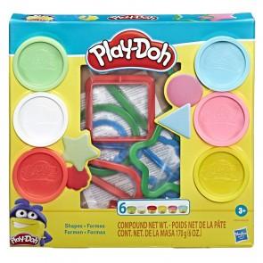 Playdoh. Fundamentals Shapes