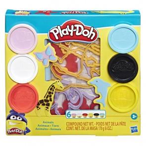 Playdoh. Fundamentals Animals