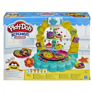 Play-Doh Kitchen. La Giostra Dei Dolcetti