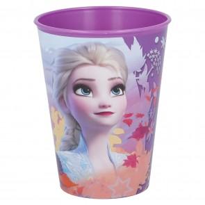 Frozen. Bicchiere in plastica 260 ml