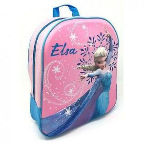 Frozen. Zaino Elsa asilo 3D