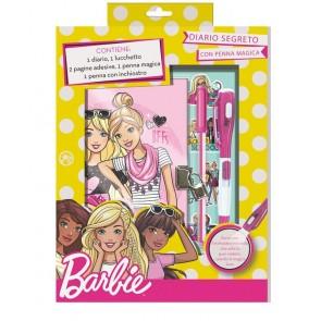 Diario Con Penna Magica. Barbie