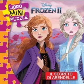 Il segreto di Arendelle. Frozen 2. Libro mini puzzle