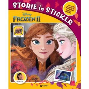 Frozen 2. Storie in sticker. Con adesivi