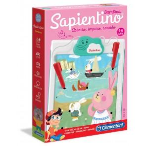Sapientino - Sapientino Bambina