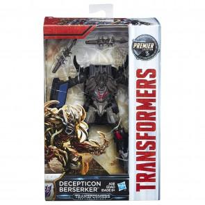 Transformers: The Last Knight Premier Edition Deluxe - Action Figure del Decepticon Berserker