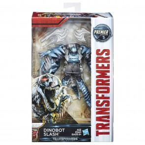 Transformers: l' ultimo Knight Premier Edition Deluxe Dinobot Slash