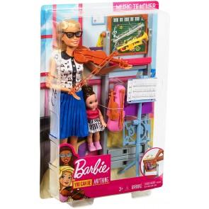 Barbie. Plasyet Carriere. Maestra Di Musica
