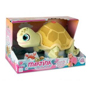 Club Petz. Martina La Piccola Tartaruga. Peluche Interattivo