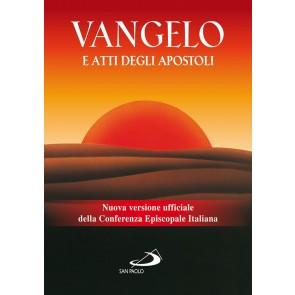 Vangelo e Atti degli apostoli. Nuova versione ufficiale della Conferenza Episcopale Italiana