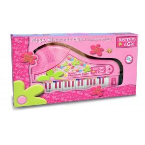 I Girl. Pianoforte Elettronico A Coda Con Microfono