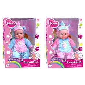 Bambola Annabelle Unicorno