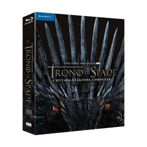 Il trono di spade. Game of Thrones. Stagione 8 Blu-ray