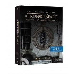 Il trono di spade. Game of Thrones. Stagione 8 Blu-ray + Blu-ray 4K Ultra HD