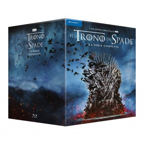 Il trono di spade. Game of Thrones. Serie completa 1-8. Standard Edition Blu-ray