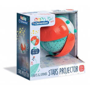 Baby Clementoni. Little Lady Bug Projector
