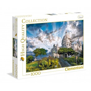 Puzzle 1000 pezzi High Quality Collection. Montmartre