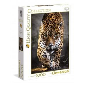Puzzle 1000 pezzi High Quality Collection. Walk of the Jaguar